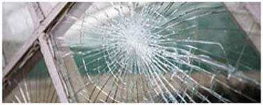 Holmfirth Smashed Glass